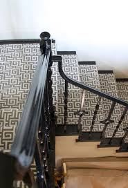Banister Pole How To Install Iron Balusters View Along The Way
