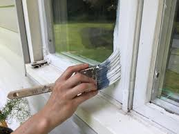 How To Paint Interior Windows Learn How To Paint A Window Exterior How Tos Diy