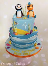 octonauts birthday cake children s cakes gallery 1 queenofcakes