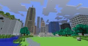 Minecraft City Maps Olympia City Map For Minecraft File Minecraft Com