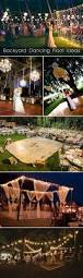Wedding Ideas For Backyard 30 sweet ideas for intimate backyard outdoor weddings