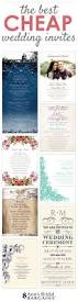 Wedding Invitations And Rsvp Cards Cheap Best 25 Cheap Wedding Invitations Ideas On Pinterest Budget