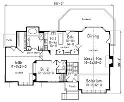 split level plans split level house plans au 1970s spacious floor plan main 3 bedroom