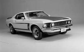 Black Mustang 1969 1969 Ford Mustang Boss 302 Car Autos Gallery
