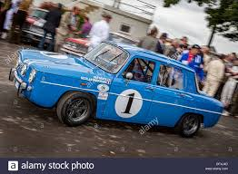 renault cars 1965 1965 renault 8 gordini of rae davis arrives in the holding paddock