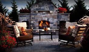 Outdoor Fireplaces Pictures by Fire Pits And Outdoor Fireplaces Newport Ave Landscaping