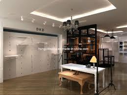 garment retail shop interior decoration jinjiang hongyi