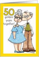 Greetings For 50th Wedding Anniversary 50th Wedding Anniversary Cards From Greeting Card Universe