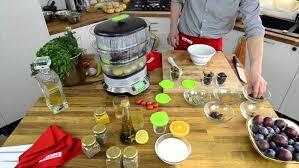 de cuisine seb le cuit vapeur vitacuisine compact de chez seb electroguide