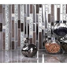 Mosaic Bathroom Mirrors by Galvanized Mirror Mosaic Tile Reflection Diamond Bathroom Tile