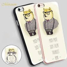 Meme Iphone 5 Case - minason doge quote meme funny cool unique novelty soft tpu