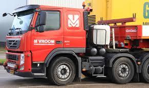 volvo rigs volvo fm 500 vroom www trucks cranes nl
