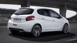 peugeot car 2015 peugeot 208 gt line 5 door 2015 wallpapers and hd images car pixel