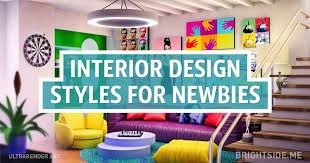 Interior Design Styles For Newbies A Handy Guide - Interior design styles guide