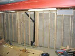 Wall Panel Systems For Basement by Basement Wall Ideas Concrete