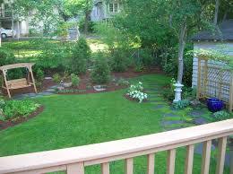 Big Backyard Landscaping Ideas Before U0026 After Big Backyard Makeovers Big Backyard Backyard