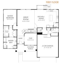 Home Floor Plans Utah by Vanessa Utah Two Story Home Floor Plan Edge Homes