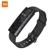 heart rate calorie bracelet images Xiaomi amazfit arc a1603 smart wristband heart rate fitness jpg