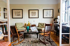 Design Styles My 900sqft Tour The Romantic Prospect Heights Home Of Two