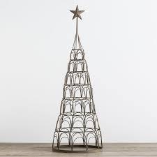 100 metal wire christmas tree diy wire hanger christmas