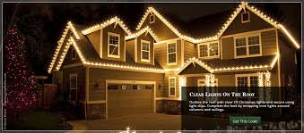 Outdoor Christmas Light Ideas Christmas Light Ideas For House