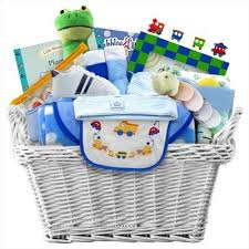 fitness gift basket baby survival kit deluxe baby gift basket boy baby
