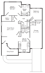 two bedroom cottage floor plans assisted living floor plans in freehold nj applewood