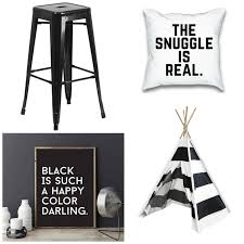 White Home Decor Accessories 22 Black And White Home Decor Pieces You U0027ll Love Thirty Eighth