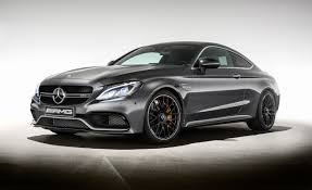 mercedes coupe c class 2017 mercedes c class coupe dissected feature car and driver