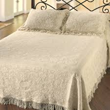 Daybed Blankets Queen Elizabeth R Woven Matelasse Bedspread Bedding Queen