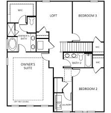 Dr Horton Floor Plans by Verwood Stafford Charlotte North Carolina D R Horton