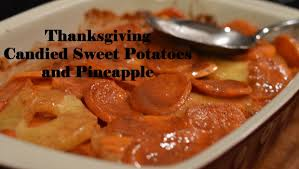 Candied Yams Thanksgiving She U0027s Got Flavor Thanksgiving Candied Sweet Potatoes And Pineapple