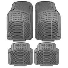 Ford F250 Truck Mats - pu leather seat cushion cover w gray floor mats headrests for
