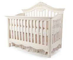 Graco Lauren Signature Convertible Crib by Savannah Lifetime Convertible Crib In Linen White By Munire
