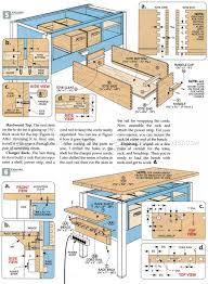 3077 power tool workbench plans workshop solutions eduardos