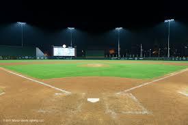 led ball field lighting auburn university raises the standard for ncaa baseball stadiums