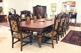 12 Seat Dining Room Table Dining Room Richwood Antiques