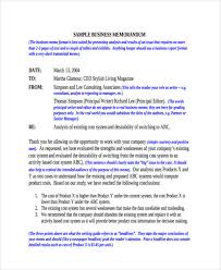 business memo format sample 14 formal memo examples samples