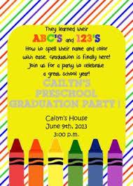 preschool graduation invitations preschool graduation invitations free printable yourweek
