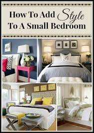 Decorating Small Bedrooms Best 25 Small Bedrooms Decor Ideas On Pinterest Bedrooms