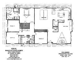 modular home floor plans california triple wide mobile home floor plans ideal mfg homes