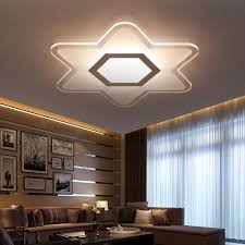 Ceiling Lights For Bedrooms Online Get Cheap Star Shaped Ceiling Light Aliexpress Com