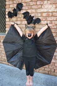 bat costume umbrella bat costume easy to follow no sew