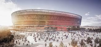 Interior Design Camp by New Camp Nou Design Populous