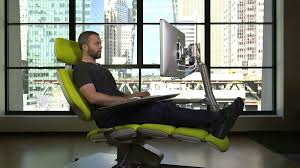 Stand Up Desk Kickstarter Altwork Sit Down Stand Up Lie Down Workstation Dudeiwantthat Com