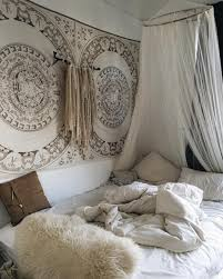 Bedroom Wall Tapestries Wall Tapestry For Room With Comfy Cream Coloured And White