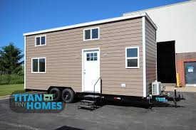 new 24 ft everest model from titan tiny homes