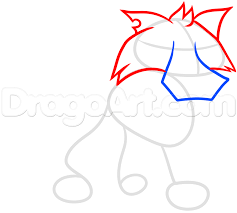 draw an animal jam wolf step by step drawing sheets added by