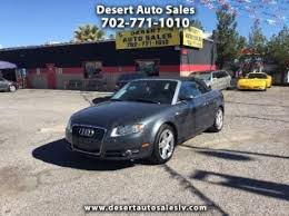 audi a4 coupe convertible used audi for sale in las vegas nv 125 used audi listings in