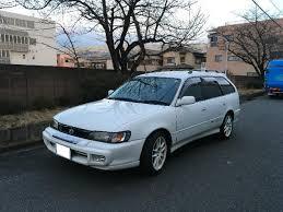 toyota corolla touring wagon toyota corolla touring wagon bz touring 1998 white 141 955